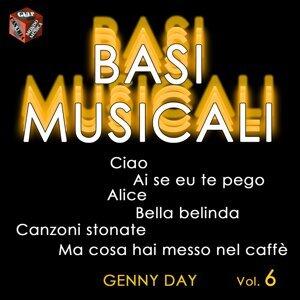 Basi Musicali, Genny Day, Vol. 6