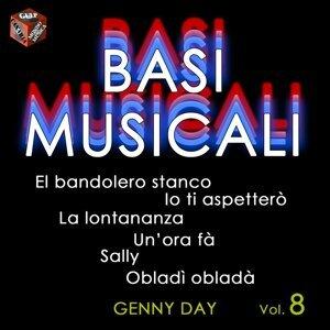 Basi musicali: Genny Day, Vol. 8