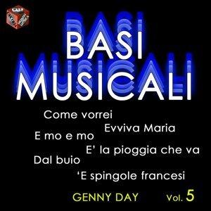 Basi musicali, Genny Day, Vol. 5