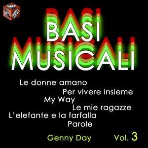 Basi musicali, Genny Day, Vol. 3