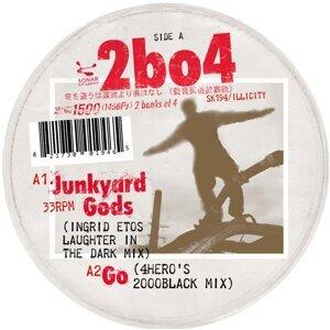 Queen Of Crows / Junkyard Gods / Go Remixes