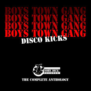 Disco Kicks - The Complete Anthology