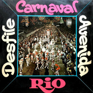 Desfile, Carnaval, Avenida