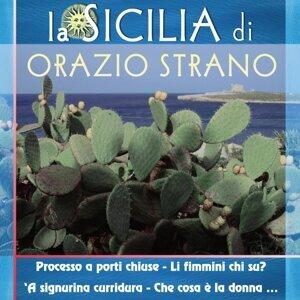 La Sicilia di Orazio Strano
