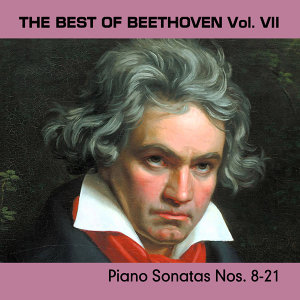 The Best of Beethoven Vol. VII, Piano Sonatas Nos. 8-21