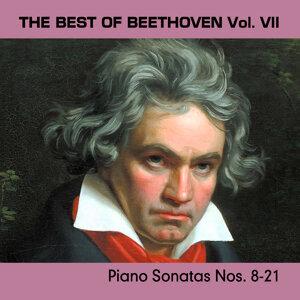 The Best of Beethoven Vol. VII, Piano Sonatas Nos. 8-21