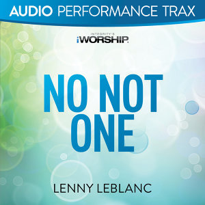 No Not One - Audio Performance Trax