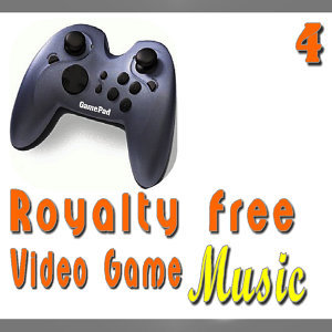 Royalty Free Video Game Music, Vol. 4