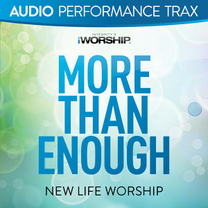 More Than Enough - Audio Performance Trax