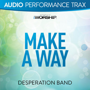 Make a Way - Audio Performance Trax