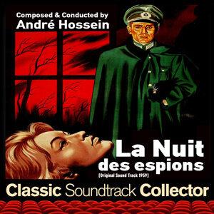 La Nuit des espions (Original Soundtrack) [1959]