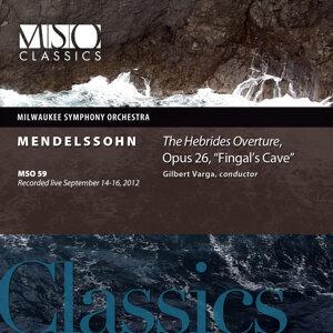 """Mendelssohn: The Hebrides Overture, Op. 26, """"Fingal's Cave"""" (Live)"""