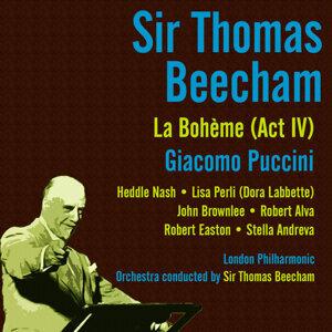 Giacomo Puccini: La Bohème (Act IV) (Recorded in 1935 & 1936)