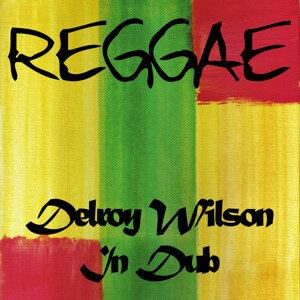 Reggae Delroy Wilson in Dub