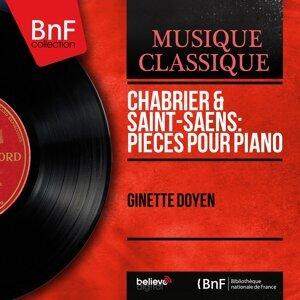 Chabrier & Saint-Saëns: Pièces pour piano - Mono Version