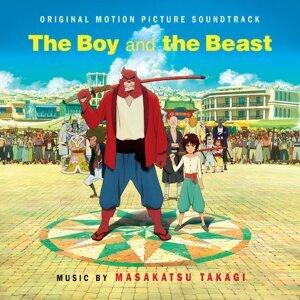 怪物的孩子 電影配樂 (The Boy and The Beast - Original Soundtrack)