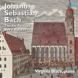 Johann Sebastian Bach: The Six Partitas, BWV 825-830