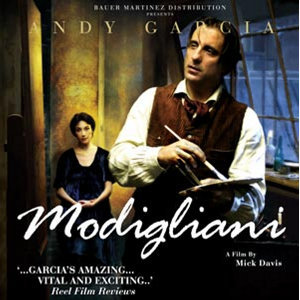 Modigliani: Music from the Original Motion Picture