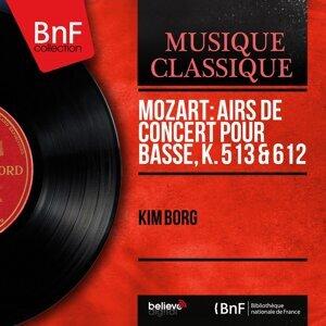 Mozart: Airs de concert pour basse, K. 513 & 612 - Mono Version