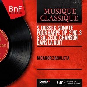 S. Dussek: Sonate pour harpe, Op. 2 No. 3 & Salzedo: Chanson dans la nuit - Mono Version