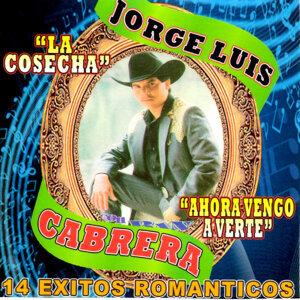 14 Exitos de Jorge Luis Cabrera