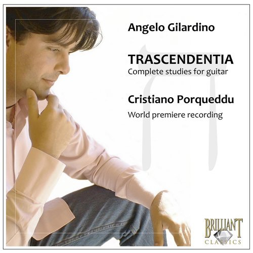 Gilardino: Trascendentia, Complete Studies for Guitar