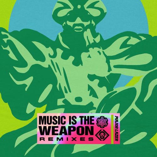 Music Is The Weapon - Remixes