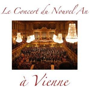 Le concert du nouvel an à Vienne