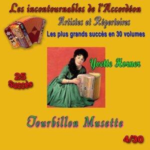 Les incontournables de l'accordéon, vol. 4 (Tourbillon musette) [25 succès]
