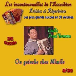 Les incontournables de l'accordéon, vol. 8 (On guinche chez Mimile) [25 succès]