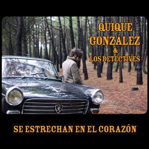 Se Estrechan en el Corazón (feat. Los Detectives) - Single