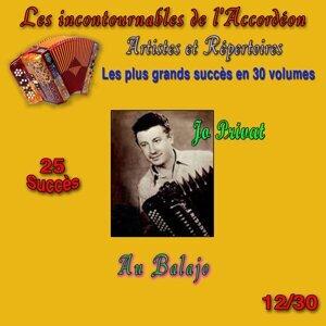 Les incontournables de l'accordéon, vol. 12 (Au Balajo) [25 succès]