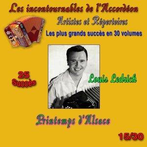 Les incontournables de l'accordéon, vol. 15 (Printemps d'Alsace) [25 succès]