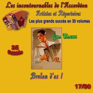 Les incontournables de l'accordéon, vol. 17 (Brelan d'as !) [25 succès]