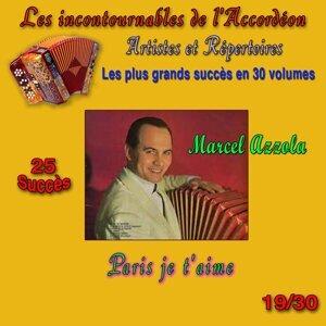 Les incontournables de l'accordéon, vol. 19 (Paris je t'aime) [25 succès]