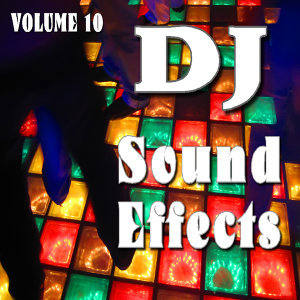 DJ Sound Effects Jazz Drums, Vol. 10 (Special Edition)