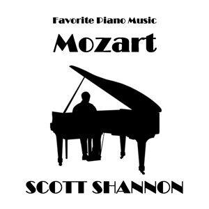 Favorite Piano Music - Mozart