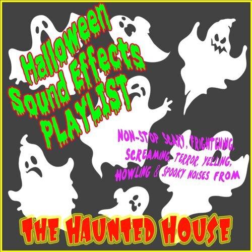 D J  Monster Mix Master - Halloween Sound Effects Playlist (Non-Stop