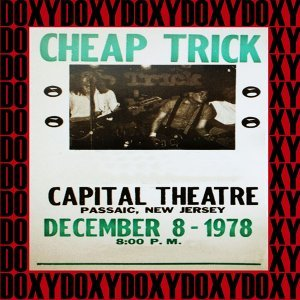 The Capitol Theatre, Passaic, Nj. December 8th, 1978 - Doxy Collection, Remastered, Live on Fm Broadcasting