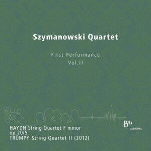 Haydn & Trümpy: String Quartets