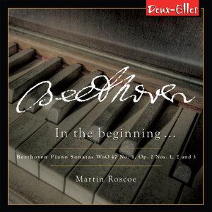Beethoven Piano Sonatas, Vol. 5 - In The Beginning...