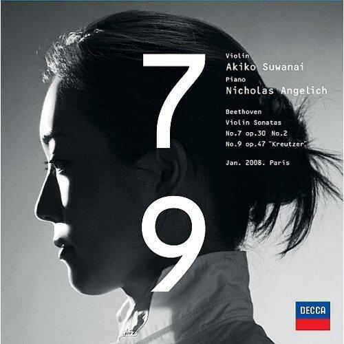 Beethoven: Violin Sonata Nos.7&9