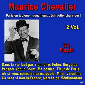 Parisien typique : gouailleur, désinvolte, charmeur !