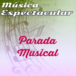 Música Espectacular, Parada Musical