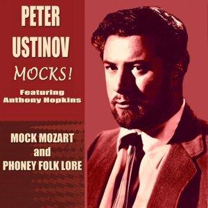 Peter Ustinov Mocks!