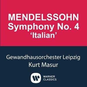 Mendelssohn: Symphony No.4 'Italian'