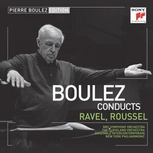 Pierre Boulez Edition: Ravel & Roussel
