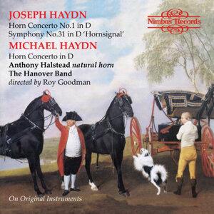 Joseph & Michael Haydn: Horn Concertos