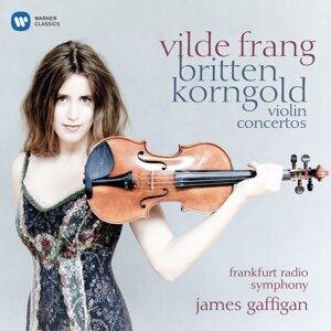 Korngold & Britten: Violin Concertos