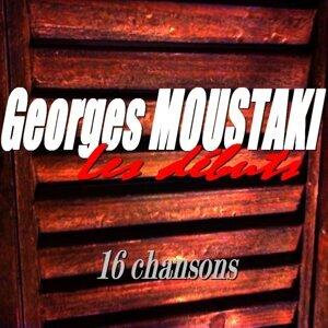 Georges Moustaki - Les débuts